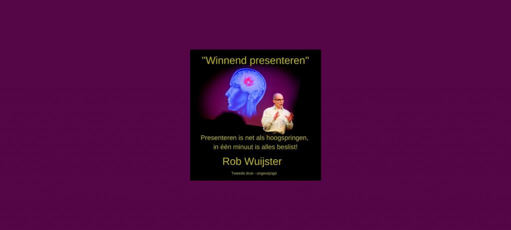 winnend presenteren als prive leraar