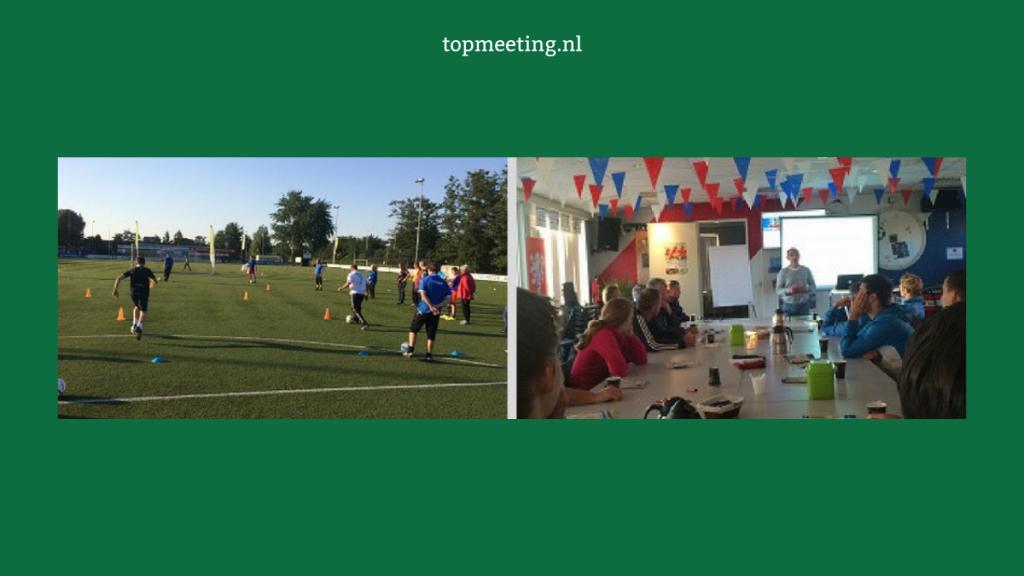Voetbaldagen en voetbalkampen