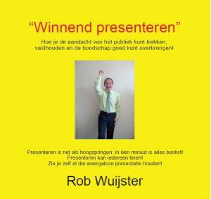 luisterboek winnend presenteren