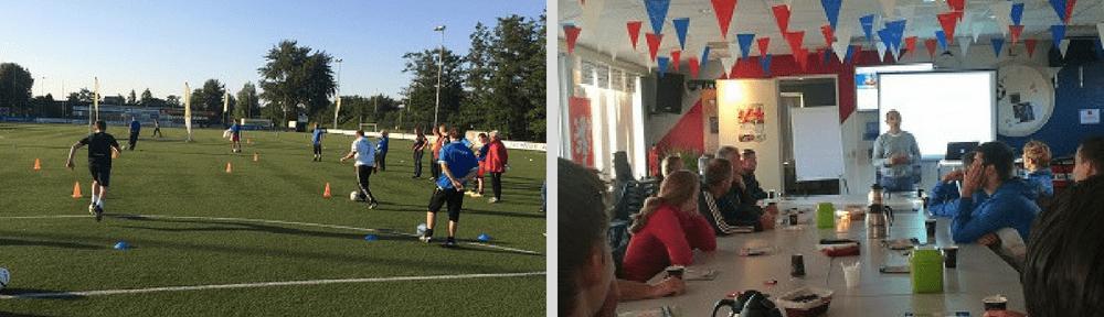 Voetbalkampen en voetbaldagen