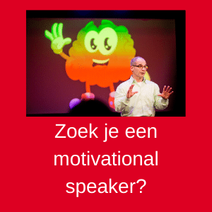 Zoek je een motivational speaker