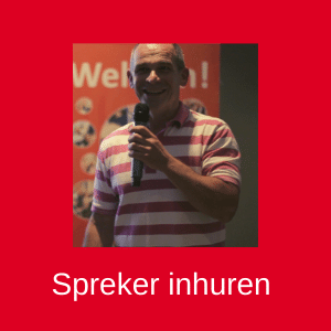 motivational speaker rob wuijster