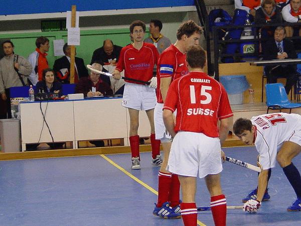 Sport speaker hockey
