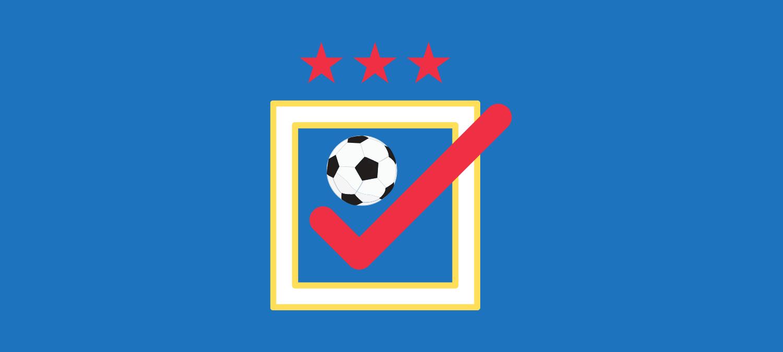 selecteren in het jeugdvoetbal